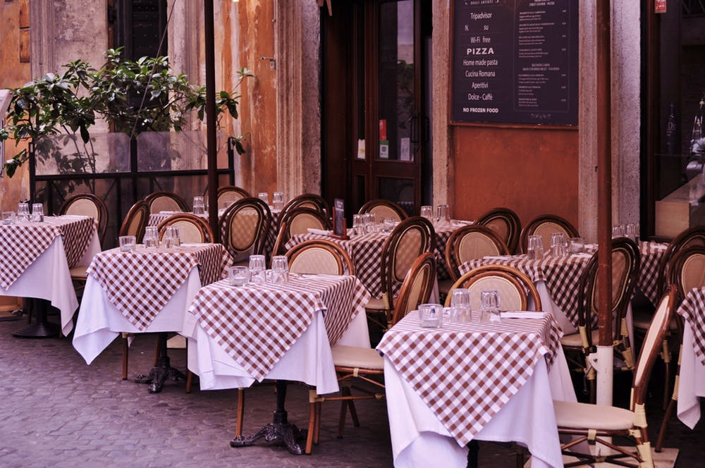 A Guide To Ordering At An Italian Restaurant