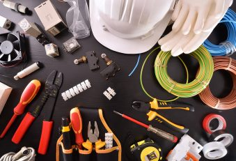 Electrical supply stores