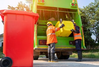 rubbish removal Sydney specialist emptying dustbins